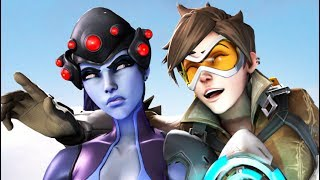 Overwatch Try Not To Laugh Challenge