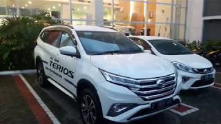 Daihatsu All New Terios R Deluxe A/T review - Indonesia