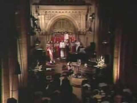 Björk  All Is Full Of Love @The Riverside Church