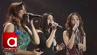 "Klarisse, Morissette, Kyla in ""Through The Rain"" vocal showdown"