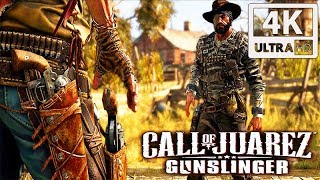 CALL OF JUAREZ: GUNSLINGER All Duels 4k 60FPS