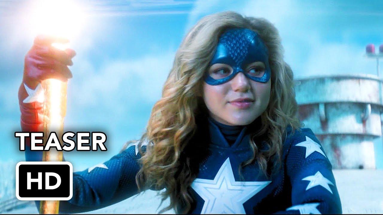 Download DC's Stargirl Season 2 Teaser (HD) The CW Brec Bassinger Superhero series