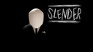 Roblox Stop It Slender with Frankster_502!