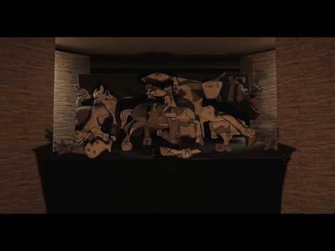 Guernica 3D - Short Movie
