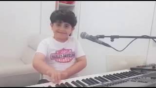 عبدالله ياسر جاسم يغني شعجب كاطع بية ياراحتي النفسية