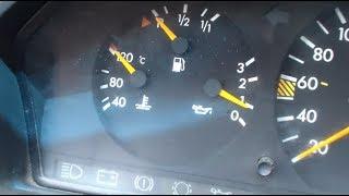 Mercedes w124 doimiy qizib