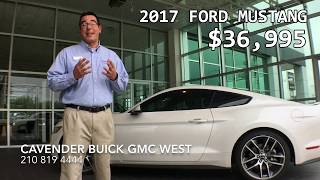 Memorial Day Sale at Cavender Buick GMC West