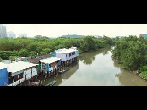 JC-WISE 4K drone video on HK rivers