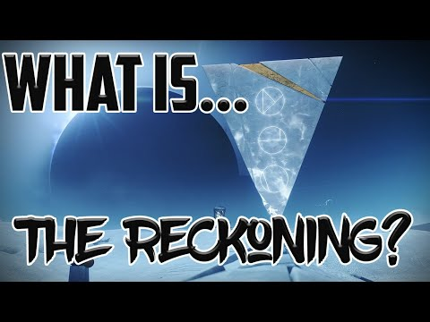 What Is The Reckoning? (Destiny 2 Guide For New And Returning Players)