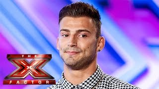 Jake Quickenden sings Say Something and All Of Me | Room Auditions Week 2 | The X Factor UK 2014 thumbnail