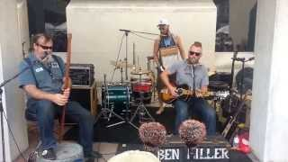 "Ben Miller Band ""Fat Bottom Women"" at the Black Swamp Arts Festival 2013"