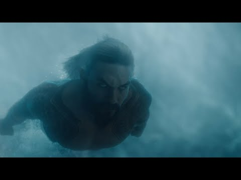 Zack Snyder's Justice League   Aquaman Teaser   HBO Asia