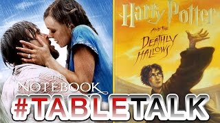 Is the Movie Better than the Book? on #TableTalk!