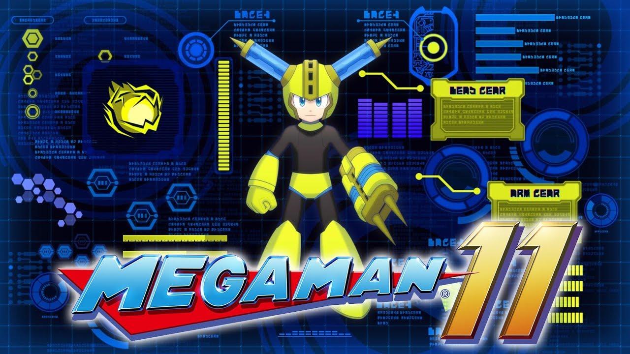b03211733913 Mega Man 11 - Gameplay Details from PlayStation Blog   PSN Store Preorder  Theme
