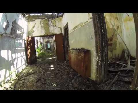 Abandoned Georgia State Asylum