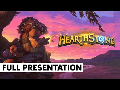 Hearthstone Full Presentation | BlizzCon 2021