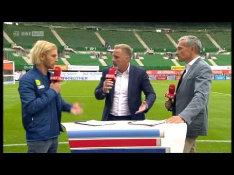 Thorsten Fink vs. Rainer Pariasek am 25.5.2017