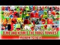 Elmo and Kermit The Frog's Funniest Moments 2018!