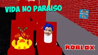 Mother Family has become a paw in the Cinema! Roblox Life in Paradise (Life in Paradise) Family Plays