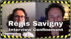 Régis Savigny guitariste pro, journaliste et accompagnateur en interview confinement