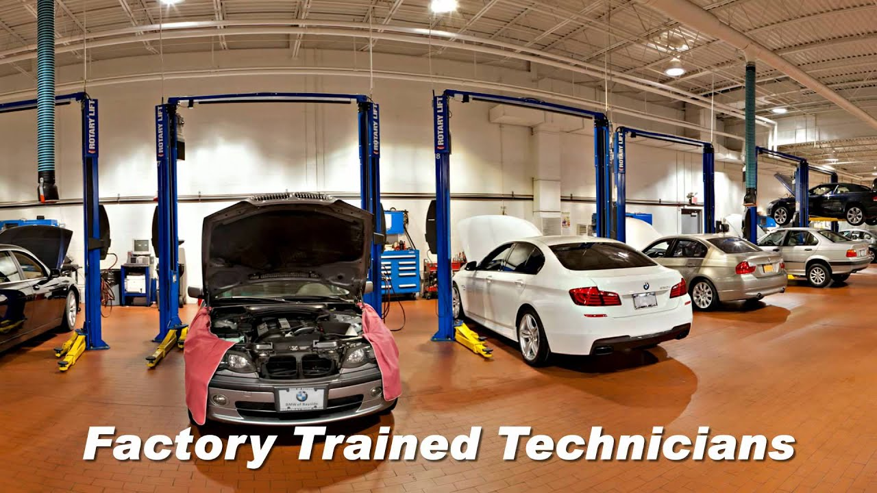 BMW Bayside Service >> Bmw Of Bayside Service Center In Great Neck New York Youtube