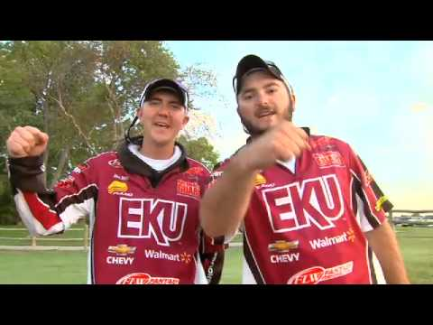 2012 College Fishing Central Conference preview