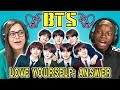 Teens React to BTS   Idol Love Yourself  Answer  K Pop MP3