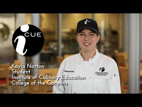 Mudturtle Media Presents: College of the Canyons Institute for Culinary Education