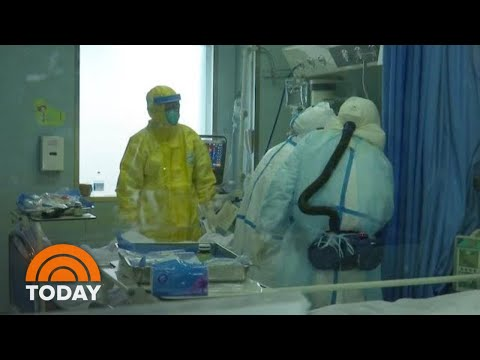 Head Of Hospital At Epicenter Of Coronavirus Outbreak Has Died | TODAY
