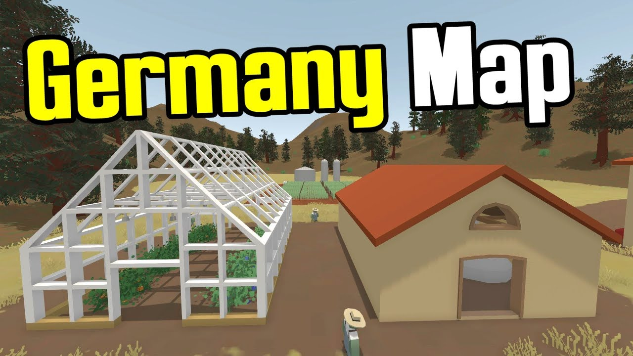 Unturned Germany Map Is Here Germany Map Playthrough Episode 1
