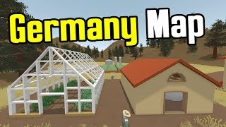 UNTURNED Germany Map is Here!! - Germany Map Playthrough - Episode 1