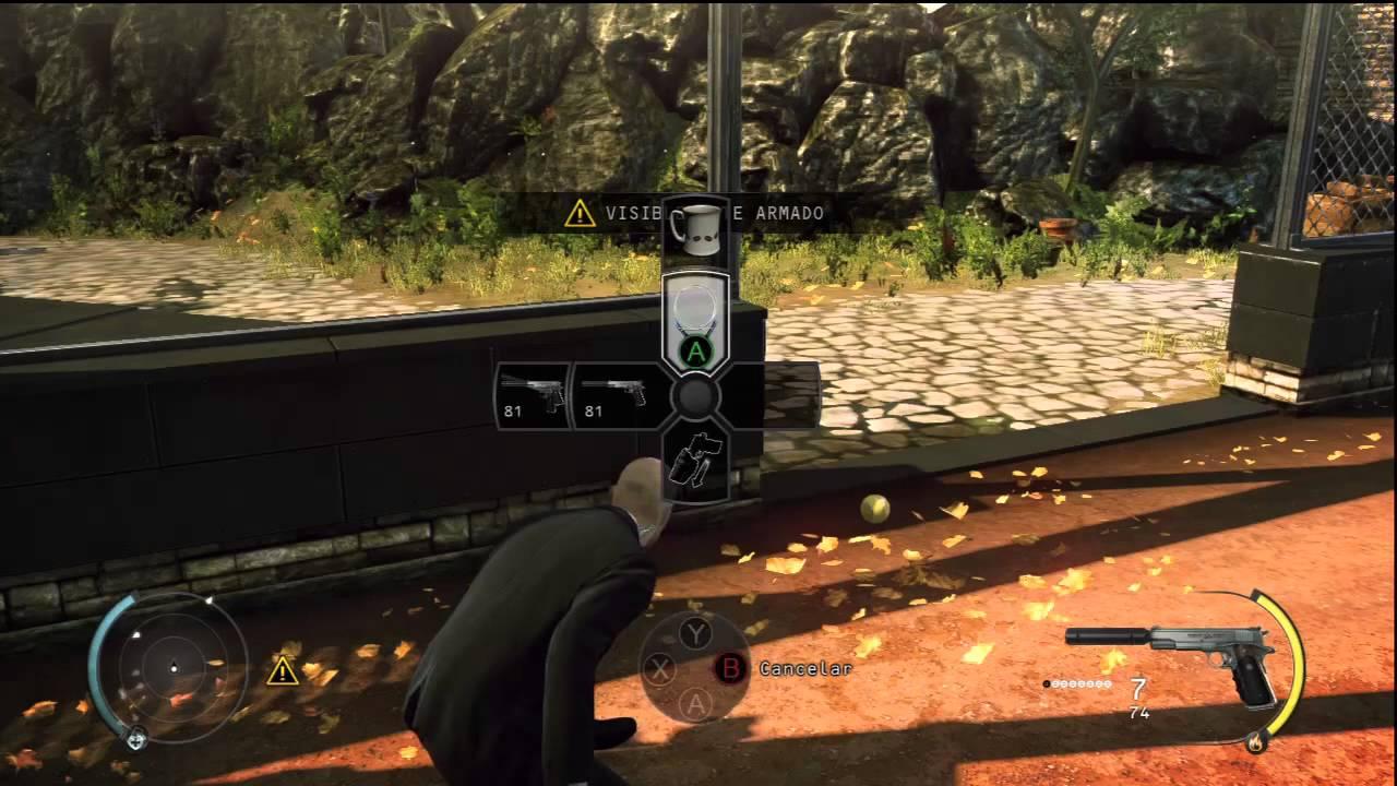 Hitman Absolution Gameplay Xbox360 Hd Primeros Minutos En