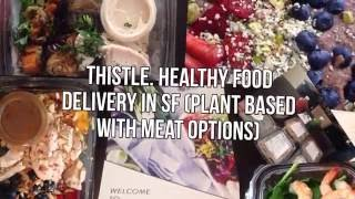 Thistle- Healthy Food Delivered (Gluten Free, Dairy Free, Plant Based, Meat Options)