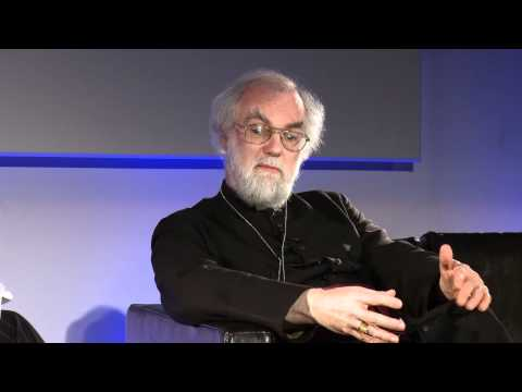 Jim meets: Rowan Williams | University of Surrey