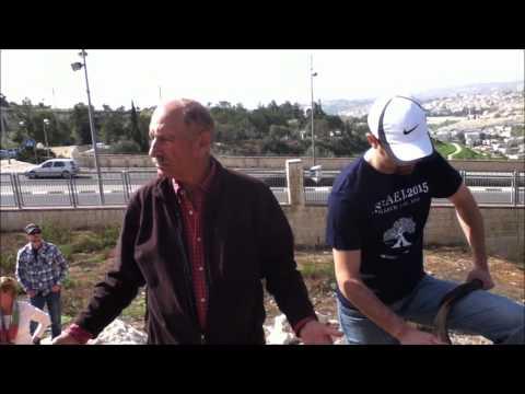 @ Jerusalem - Moshe talking about the nations & Jerusalem