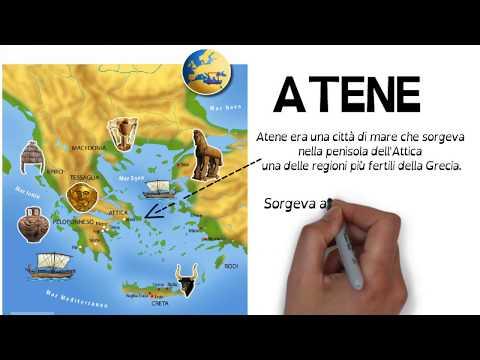 Le poleis della Grecia: Atene