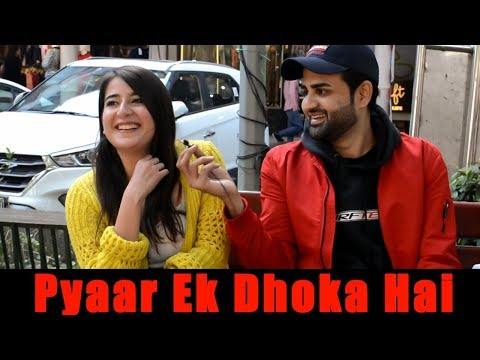 Pyaar Ek Dhoka Hai   Valentine's Day Special   Street Interview India   Siddhartth Amar
