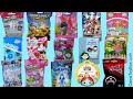 Blind Bags Opening Shopkins Hello Kitty Trolls Disnet Tsum Minnie Mouse Puppy Smurfs Minecraft Toys