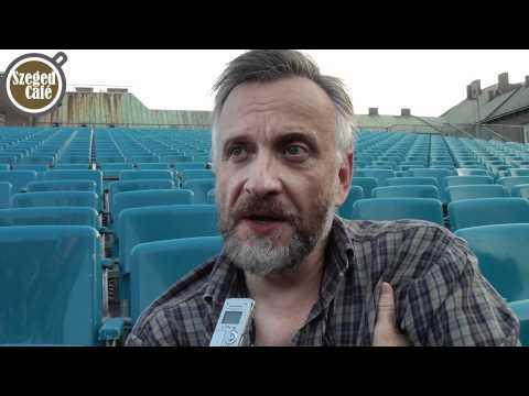 Mácsai Pál a Szegedi Szabadtéri Játékokon