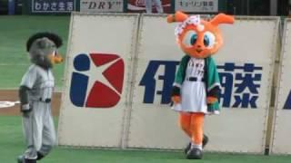 2010年6月5日、対読売交流戦。この日は東京ドームにB☆B訪問。オー...