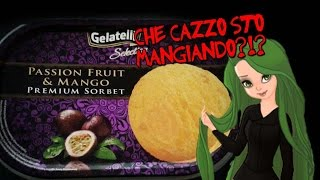 Che Cazzo Sto Mangiando?!? Passion Fruit & Mango Premium Sorbet