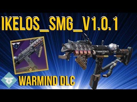ESCALATION PROTOCOL EXCLUSIVE SMG! IKELOS_SMG_V1.0.1 WARMIND DLC - DESTINY 2