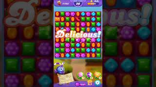 Candy Crush Friends Saga Level 454 - NO BOOSTERS