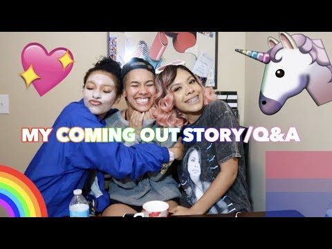 My Coming Out Story /Q&A 💖✨🌈