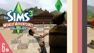 Sims 3: World Adventures | Part 6 | Shang Simla