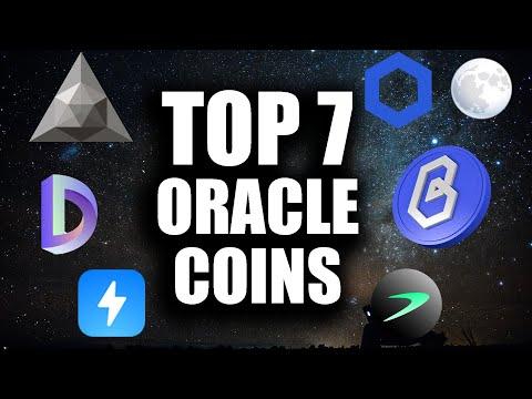 TOP 7 ORACLE COINS!! (See My Top Picks)