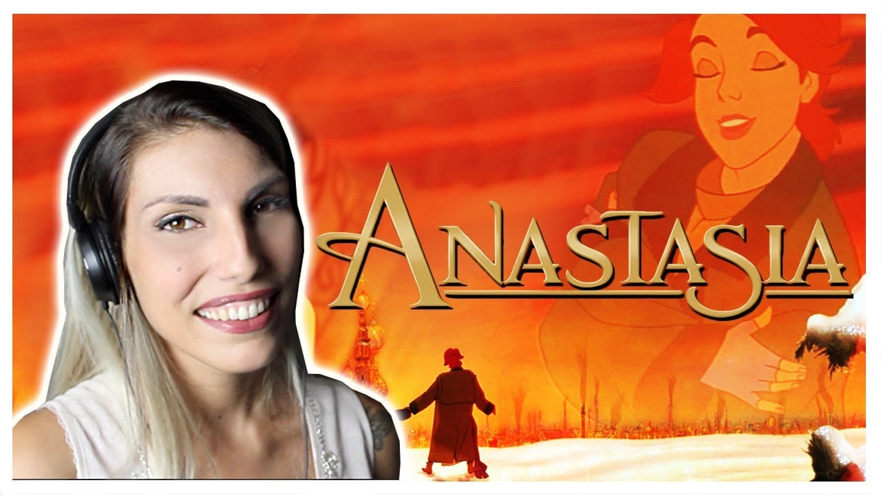 "Download ANASTASIA -""Viaggio nel passato"" (Journey to the past) [Cover] Midelle"