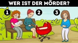 10 SCHWERE RÄTSEL FÜR STAHLHARTE NERVEN
