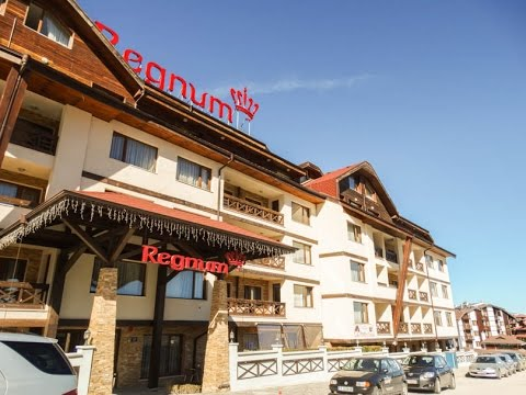 Furnished luxury 1 bed on Regnum, Bansko, Bulgaria