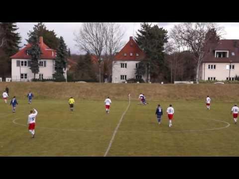 Fußball Stadtklasse Leipzig Spiel vom 16.2.2014